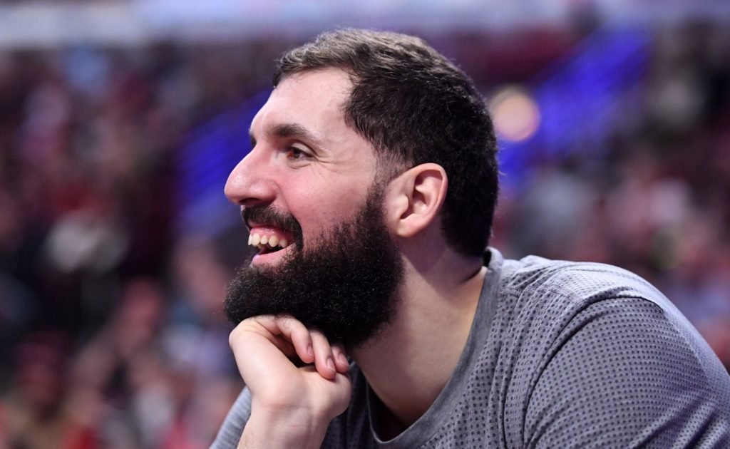 Bulls agree to 2-year deal with Mirotic