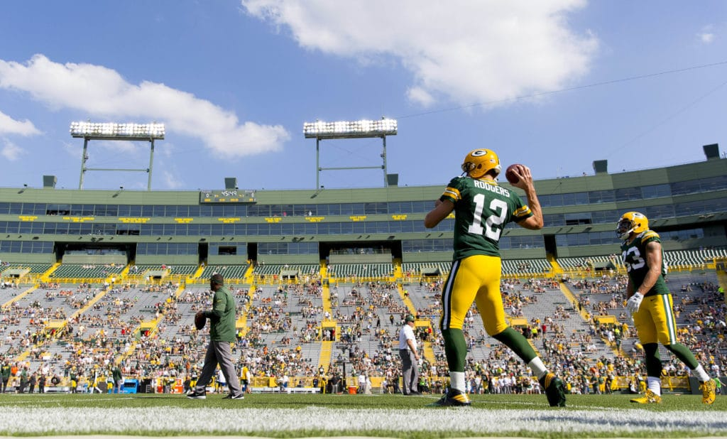 Another tackle to IR: Packers dangerously thin on the O-line