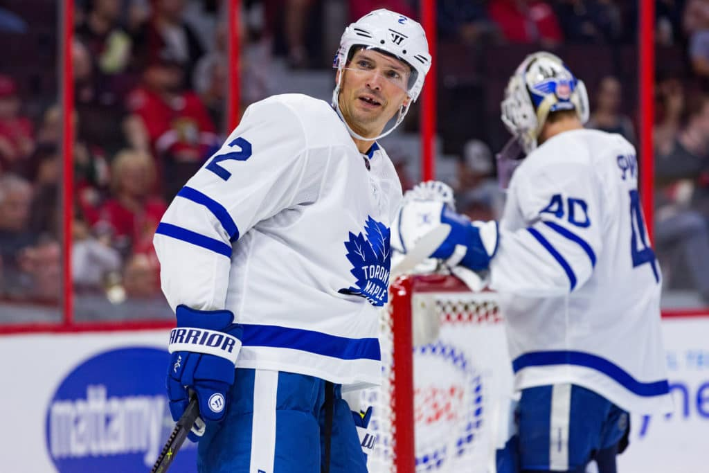Patrick Marleau scores first two goals with Toronto Maple Leafs