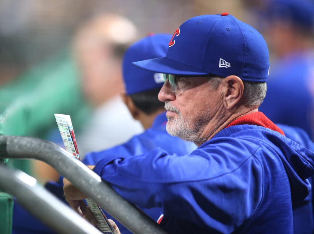 Levine: Cubs Stay Even-Keeled After Bullpen Meltdown Changes Complexion Of Series""