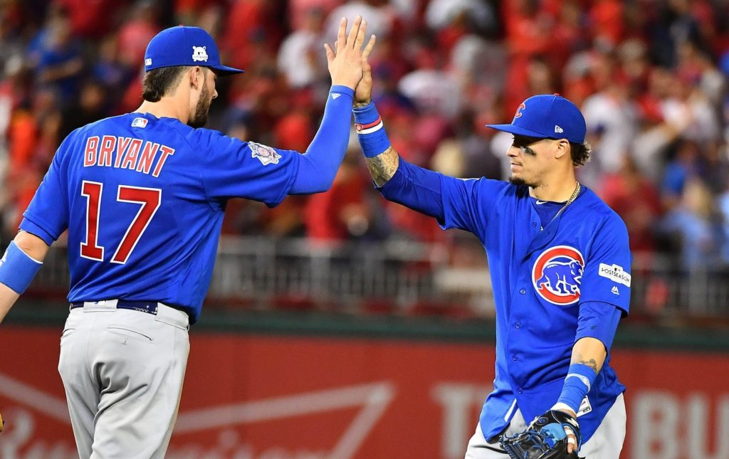 Watch Online MLB Playoffs 2017 NLDS Game 3