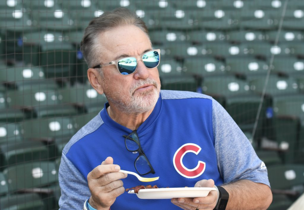 Man who was blinded in eye by foul ball sues Cubs