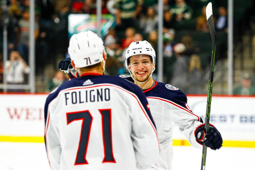 Portzline: Blue Jackets pleased with resolve and results, but know ...