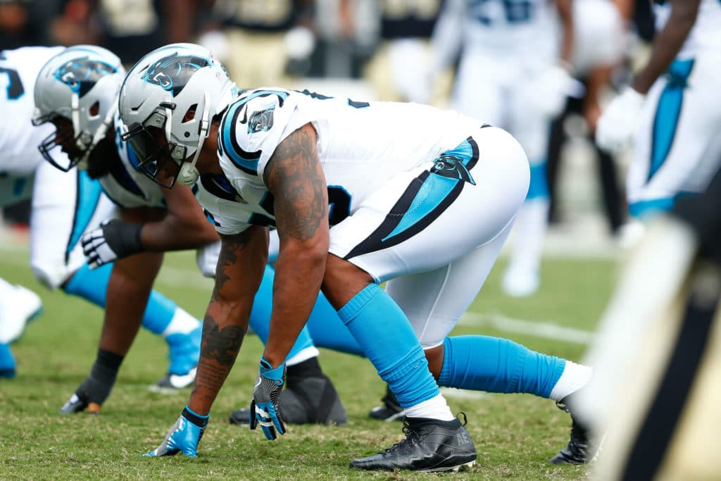 Turnovers hurt Panthers in 17-3 loss to Bears