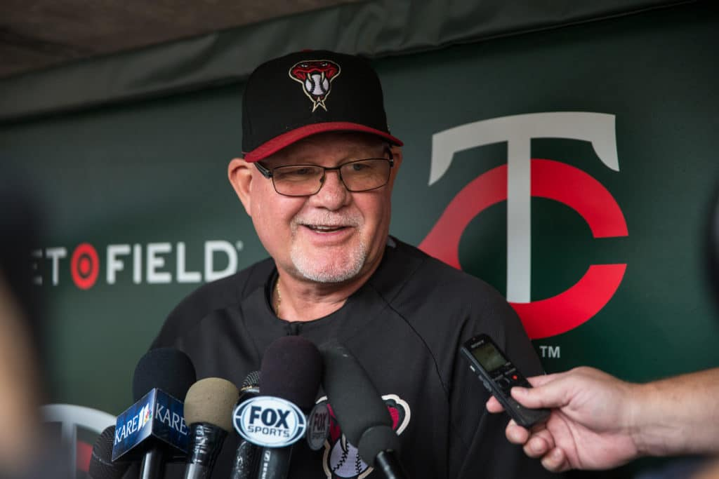 Gardenhire officially named new skipper of Tigers