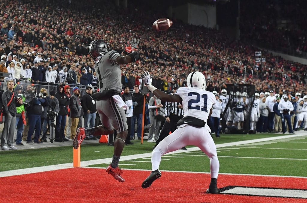 Ohio State rallies to edge Penn State, 39-38