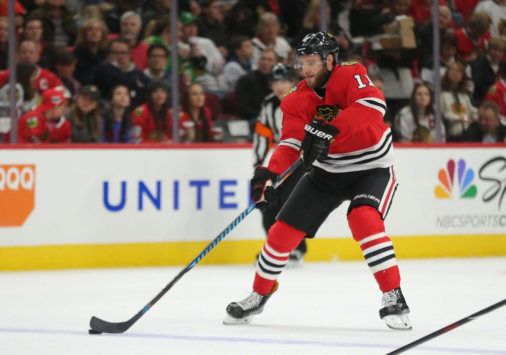 Blackhawks place defenseman Cody Franson on waivers