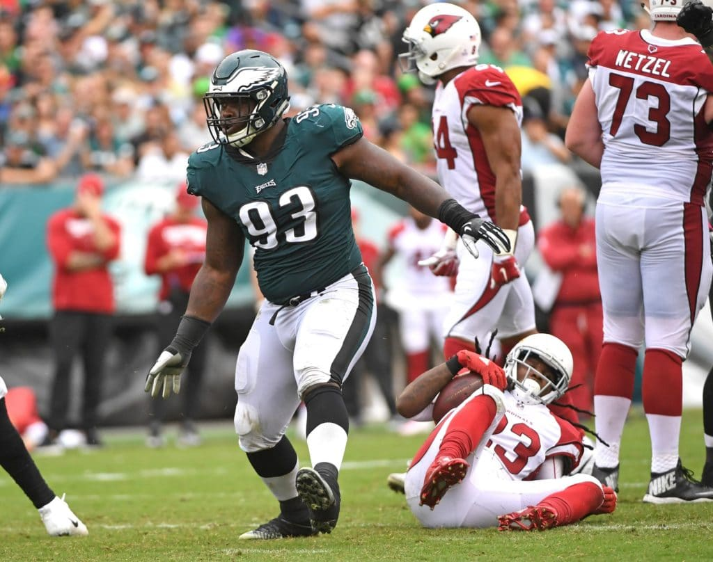 Eagles' Jernigan out 4-6 months, contract restructured