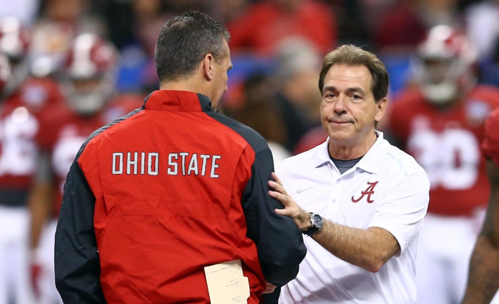 Where Alabama stands heading into latest College Football Playoff rankings