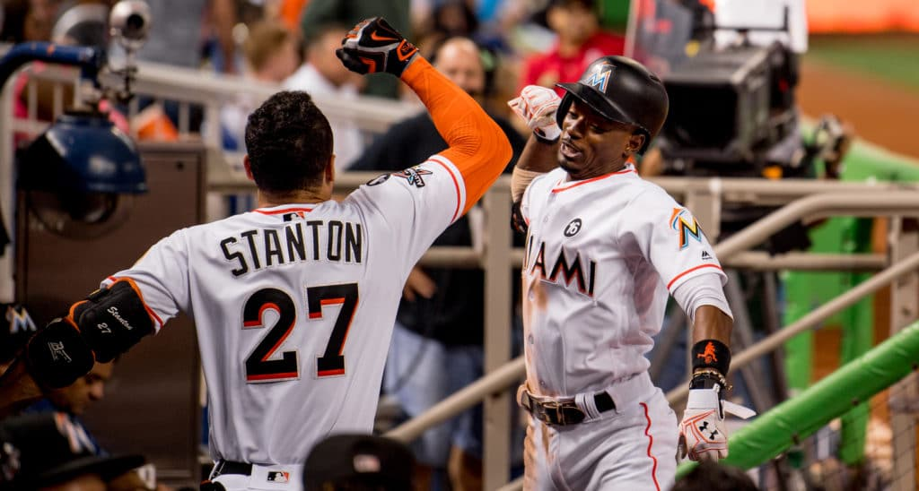 Giancarlo Stanton Trade Rumors: Cardinals Make Offer to Marlins for Star