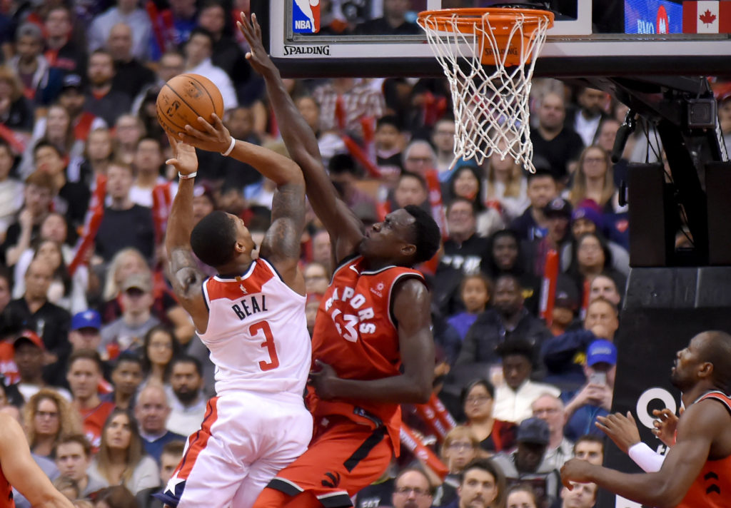 Knicks' 28-0 run in third quarter makes Raptors extinct