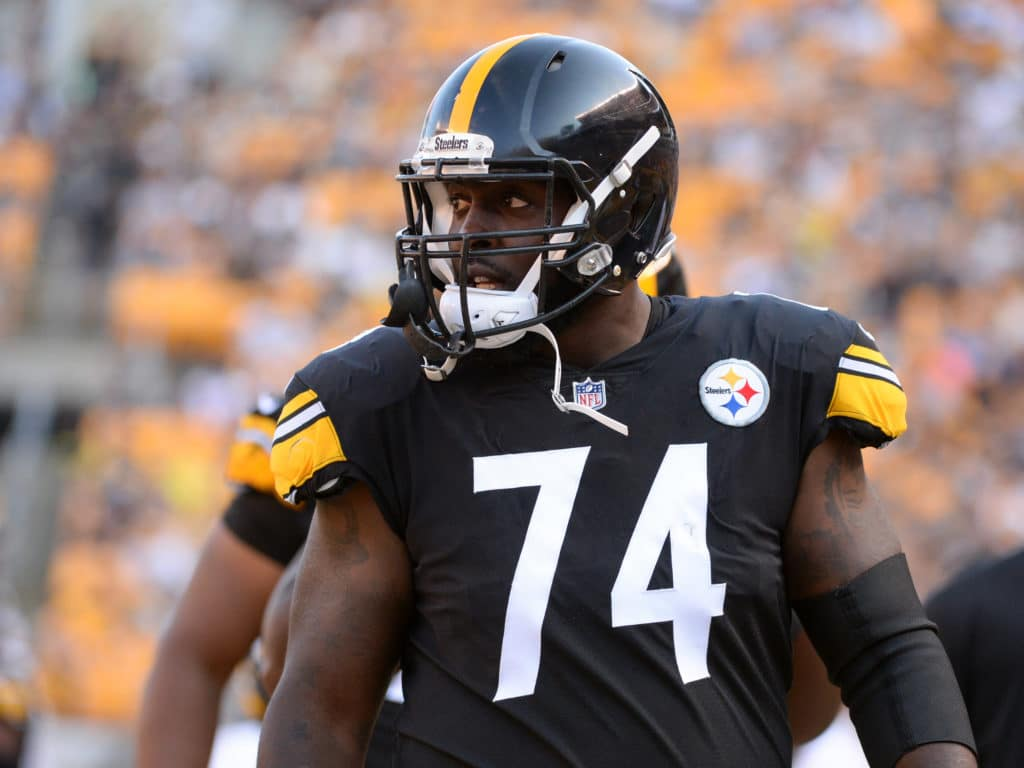 Steelers OT Marcus Gilbert suspended 4 games