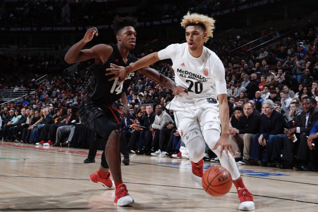 Suspended Brian Bowen won't play for Louisville, has option to transfer