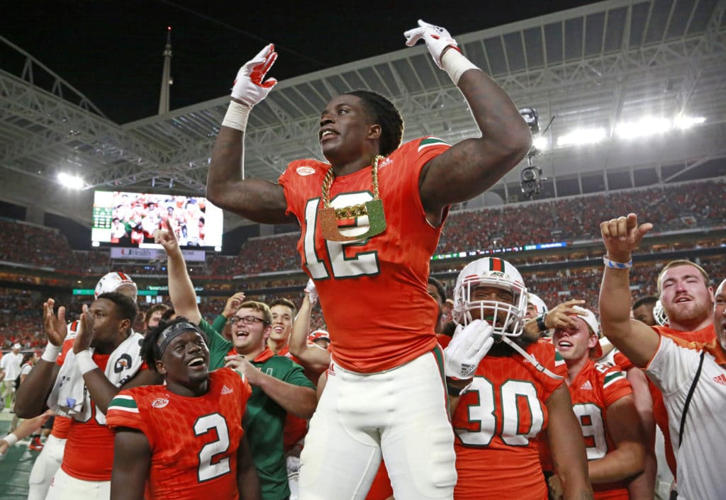 Pitt ends Miami's undefeated season with 24-14 win