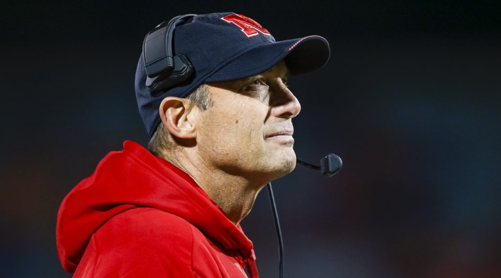 Nebraska fires Mike Riley after 4-8 record in his 3rd season