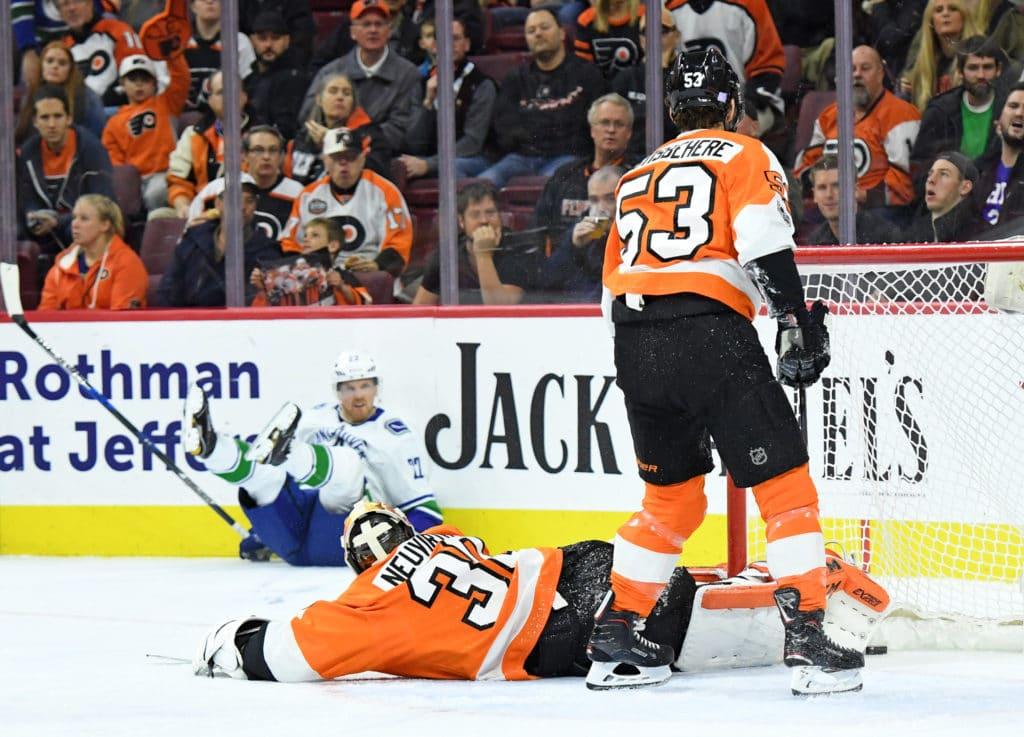 Penguins lose Matt Murray to lower-body injury