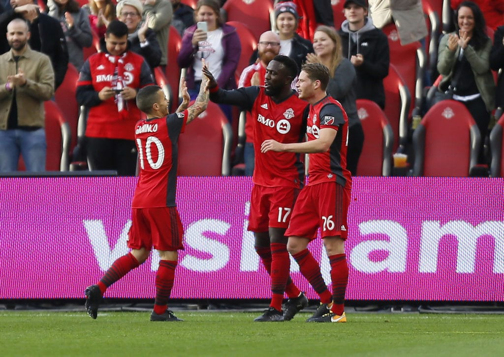 Crew SC ends playoff run with 1-0 loss to Toronto FC