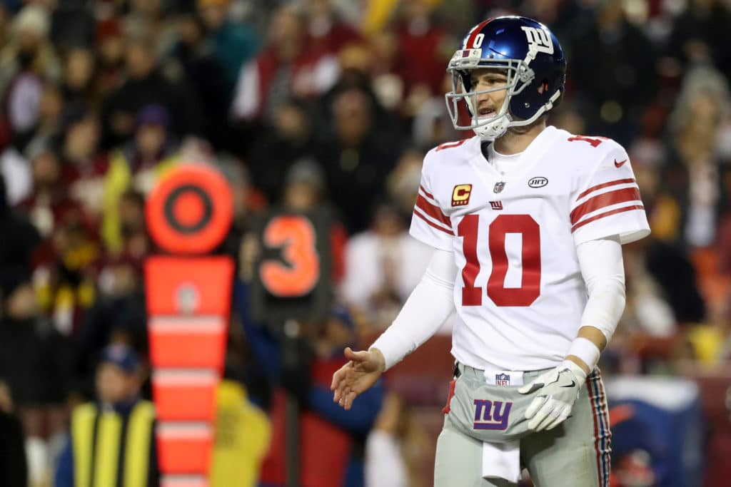 Roethlisberger on Eli Manning benching: 'That could be me'