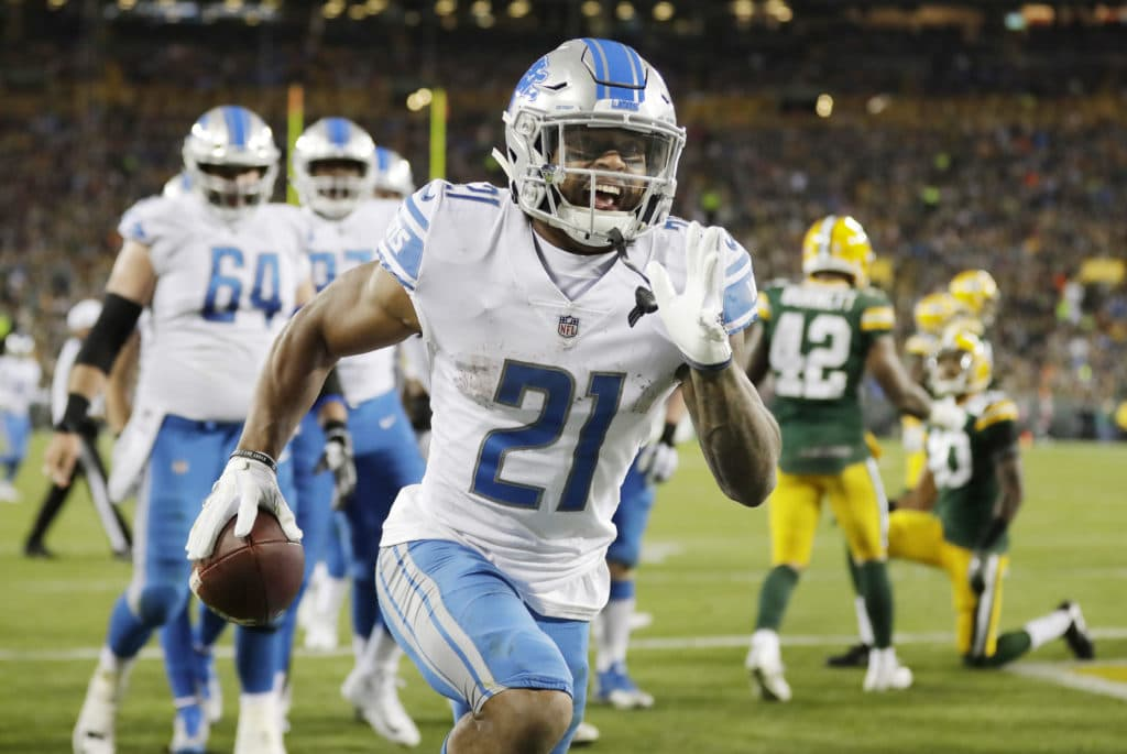 Stafford's record-setting day ends in second straight Lions loss
