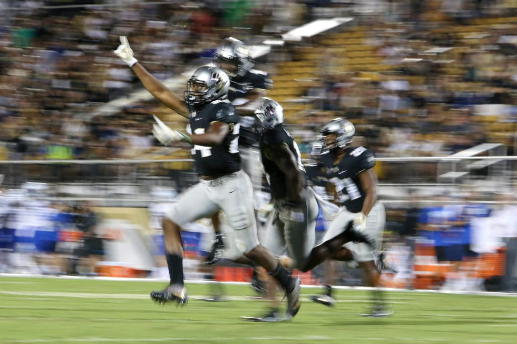 Three takeaways from No. 14 UCF's win over No. 20 Memphis