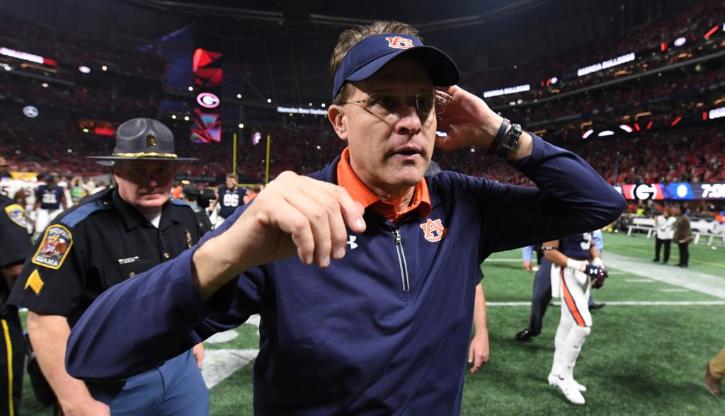 Gus Malzahn wants to see how far he can take Auburn