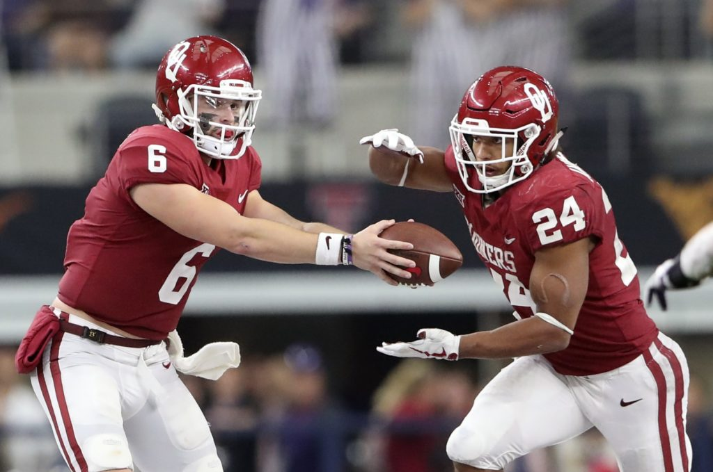 Oklahoma ends regular season as No. 1