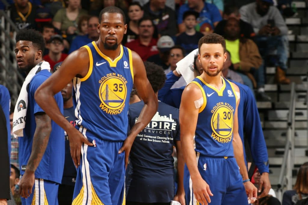 Kevin Durant Ejected For 3rd Time In 18 Games
