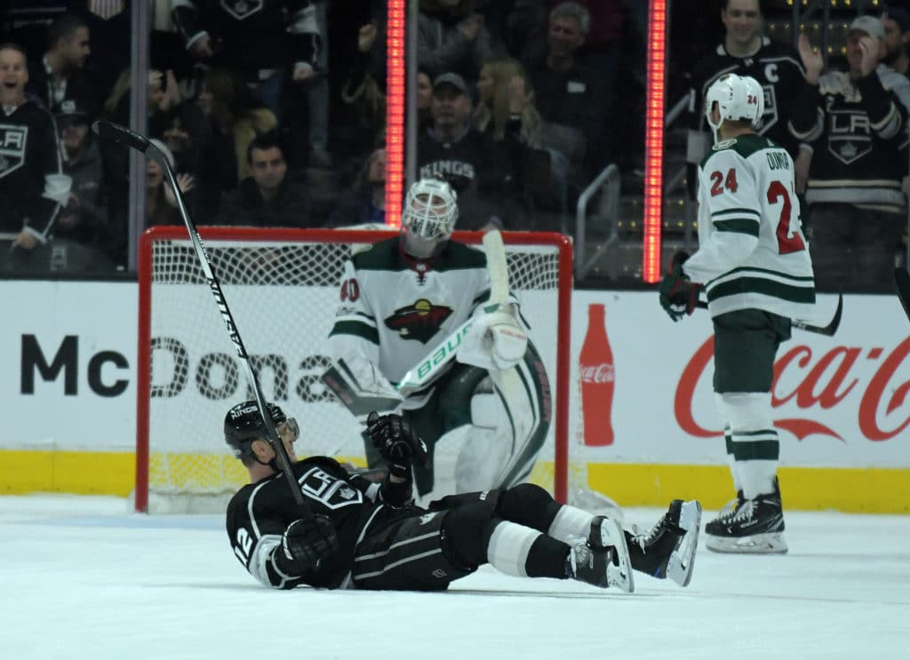 Gaborik, Kopitar carry Kings to sixth win in row over the Wild
