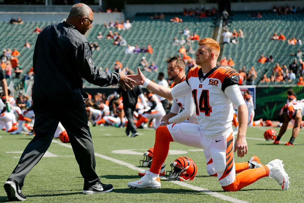 Chicago Bears at Cincinnati Bengals - 12/10/17 NFL Pick, Odds, and Prediction