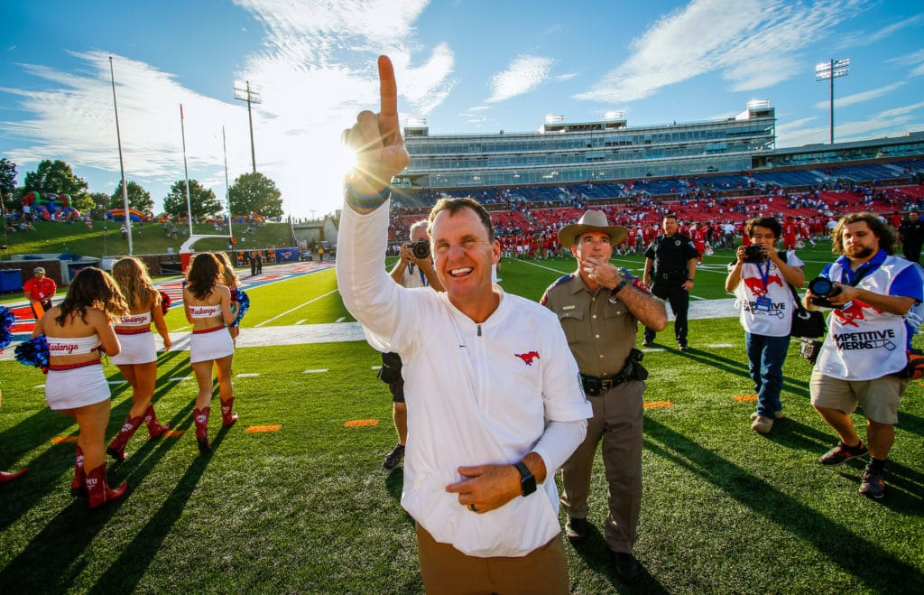 Lemming talks Chad Morris' possible path to making Hogs like Clemson