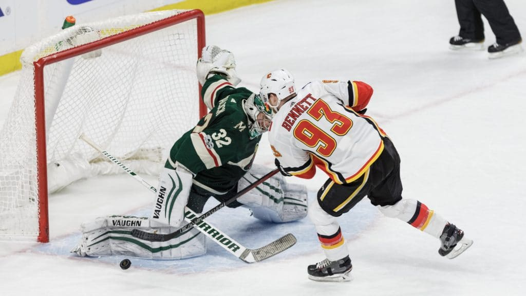 Granlund's shootout goal lifts Wild to 2-1 win over Flames