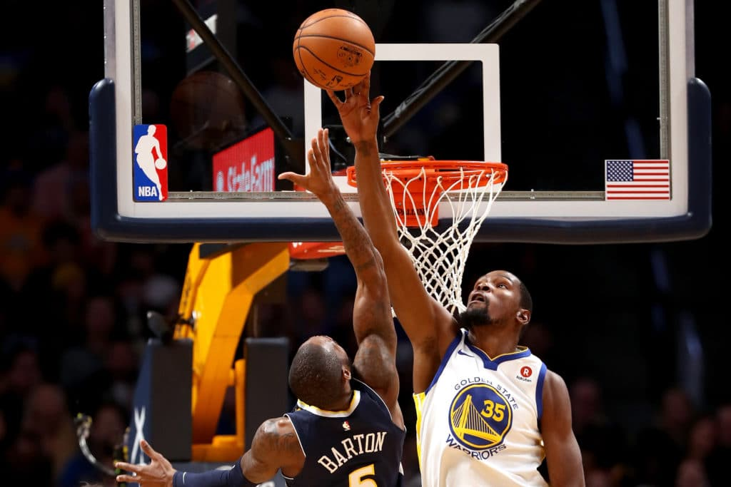 Draymond Green (shoulder) not practicing Wednesday, doubtful to play Thursday