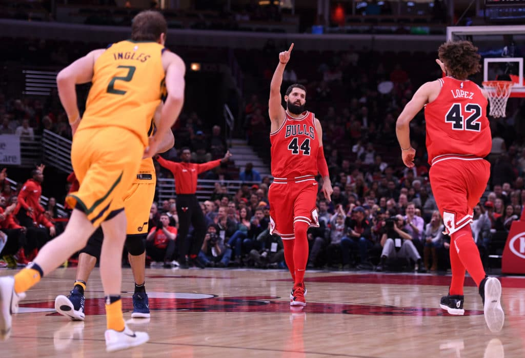 Bulls Gauging Trade Value Of Nikola Mirotic, Robin Lopez