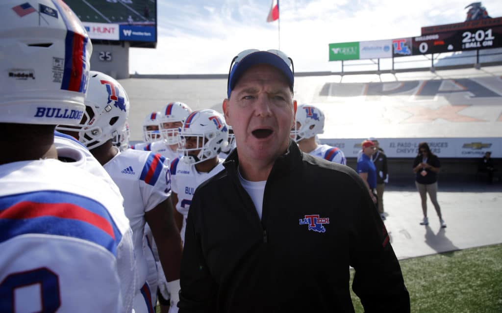 Louisiana Tech, SMU schedule 2021, 2023 football series