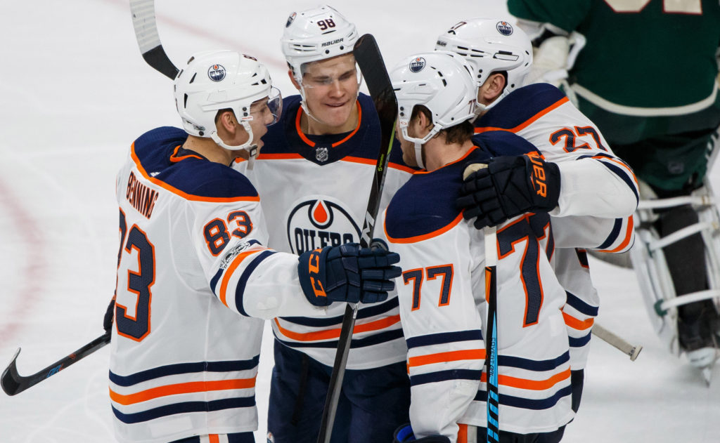 Ryan Strome's two-goal performance leads Oilers past Sharks 3-2