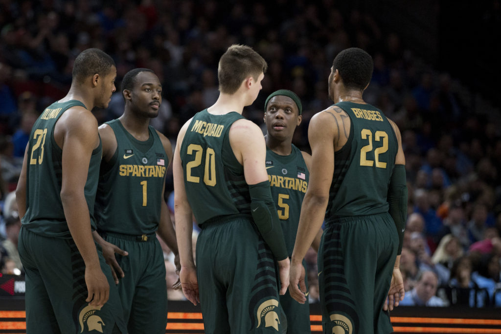 Long Beach State vs. Michigan State College Basketball Predictions 12/21/17