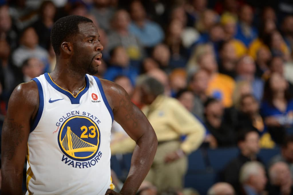 Draymond Green knows exactly how to talk trash to Luke Walton