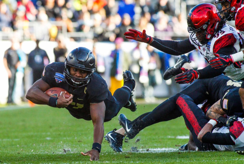 Ground Attack: 2018 Armed Forces Bowl Preview