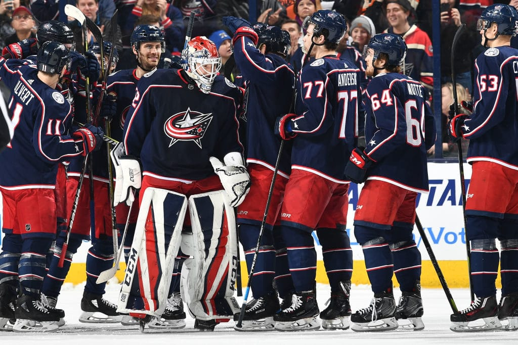 Blue Jackets getting by despite injuries to key positions – The ...