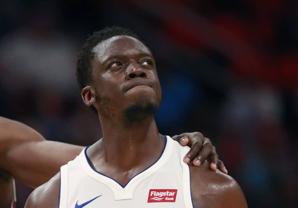 Reggie Jackson To Miss 6-8 Weeks With Sprained Ankle
