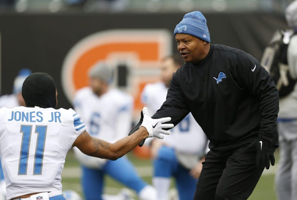Black Monday: Former Hawkeye Caldwell fired by Lions