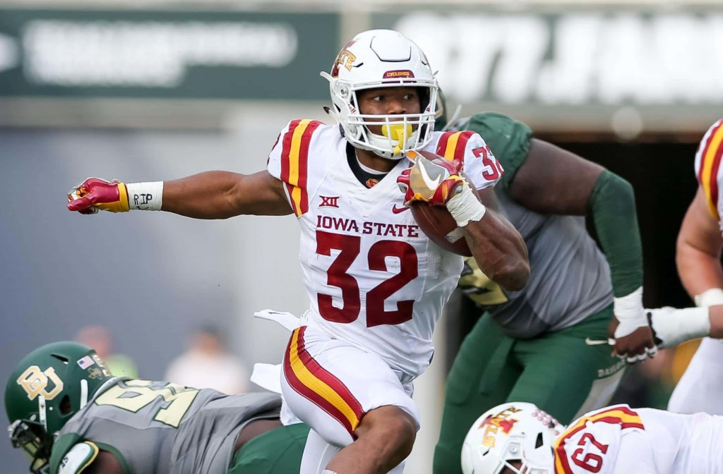 Iowa State Edges Memphis 21-20 in AutoZone Liberty Bowl