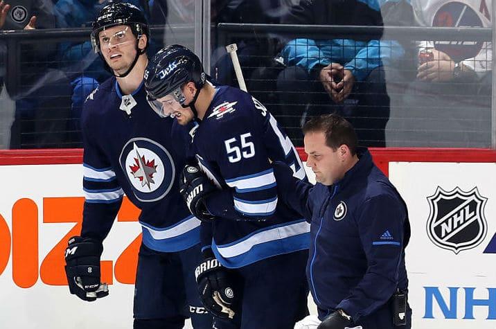 Winnipeg Jets crush Edmonton Oilers on New Year's Eve