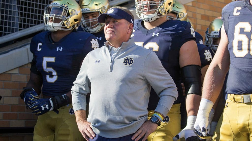 Irish Beat LSU, Win 10th Game