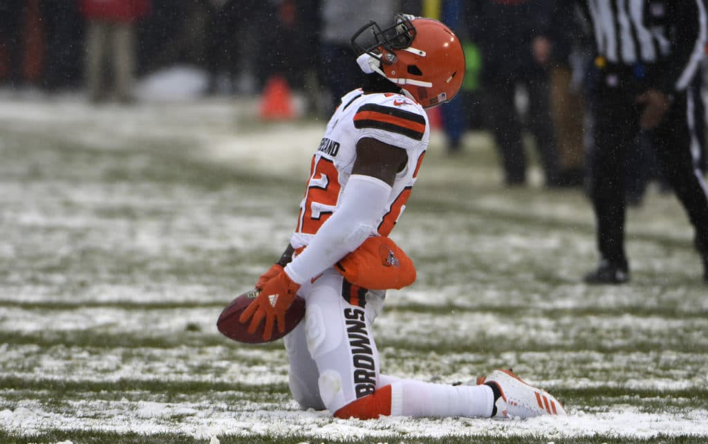 Browns end miserable 2017 at 0-16 with loss to Steelers
