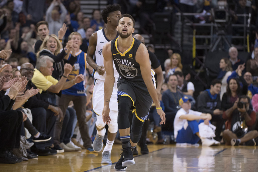 Without Steph Curry Warriors struggle to find offense in loss to Charlotte