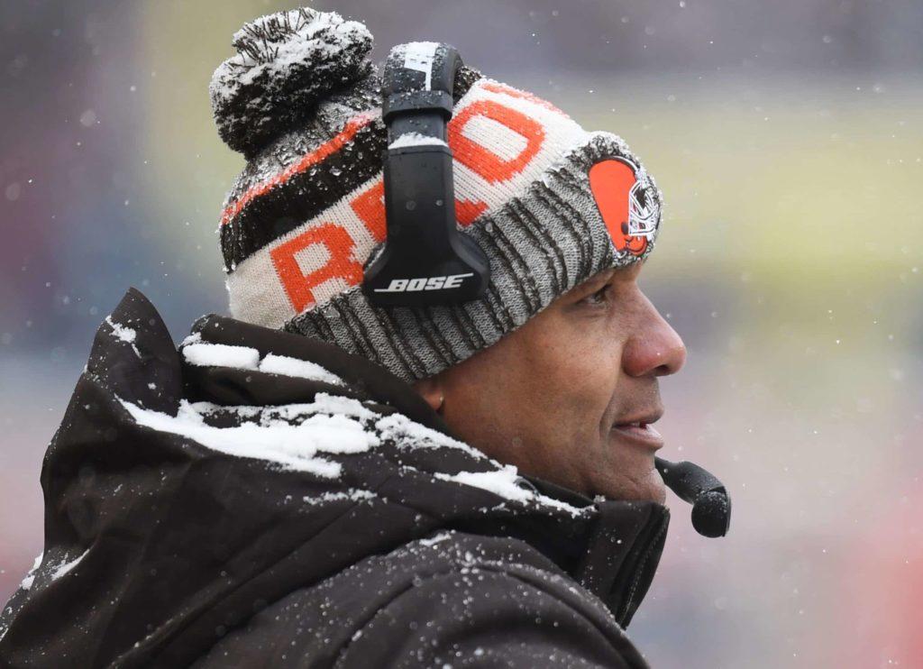 Browns end perfectly bad  season -- 0-16