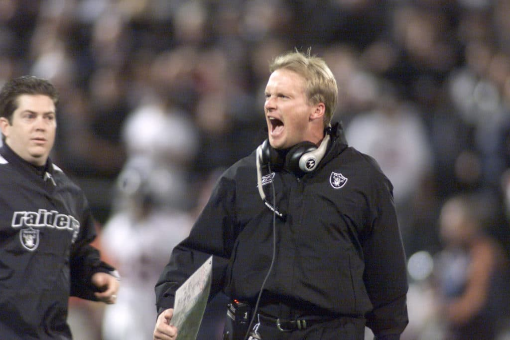 Briefs for Dec. 31: Raiders fishing for Gruden