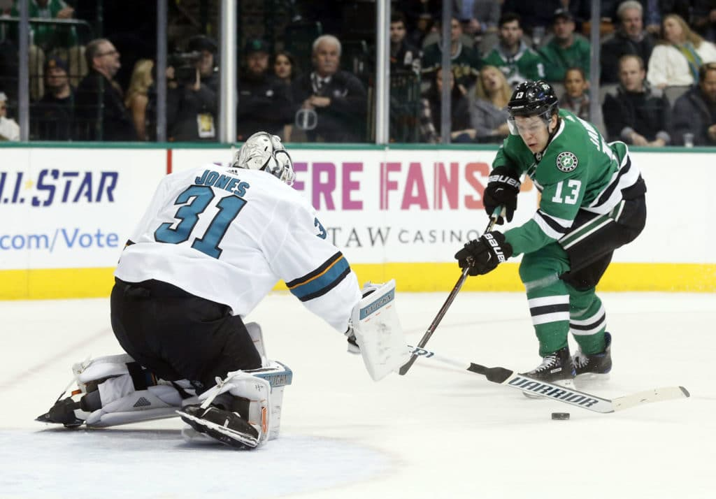 Sharks hope to get Couture back vs. Stars