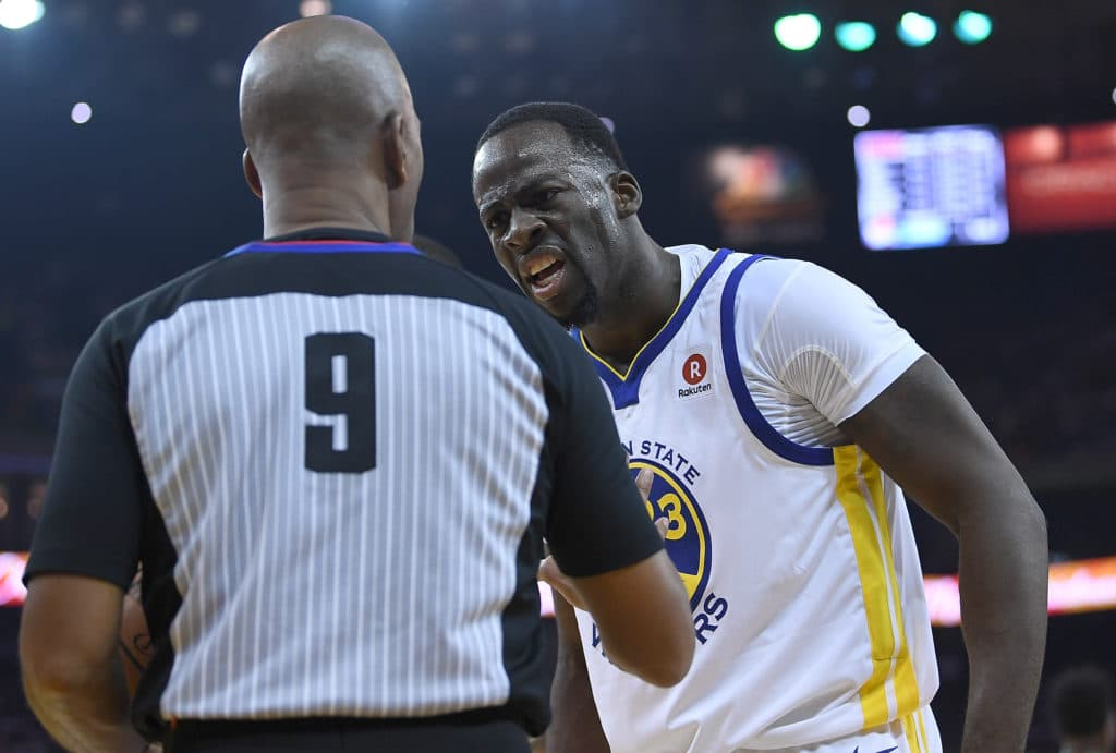 Draymond Green: NBA 'Can Get a New Crop' of Refs